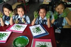 LKG Art and Craft Activities (9)