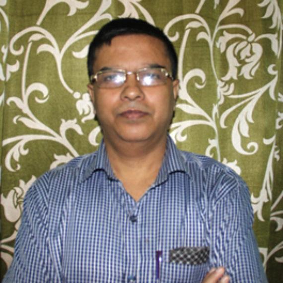 Mr. Nishithendu Shyam