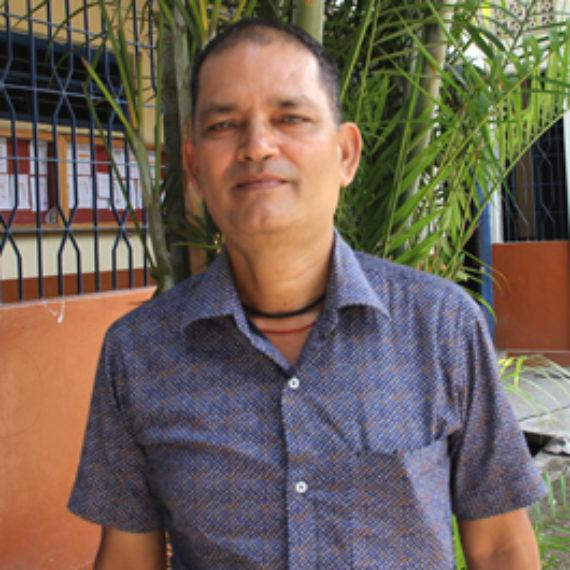 Mr. Ram Sharma