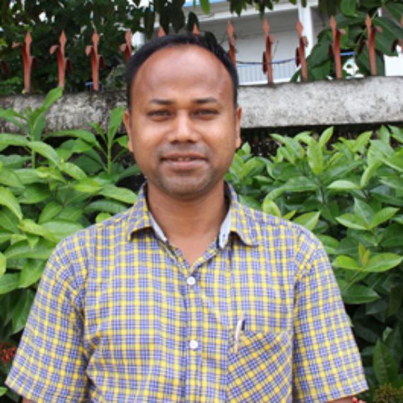Mr. Tinku Dey