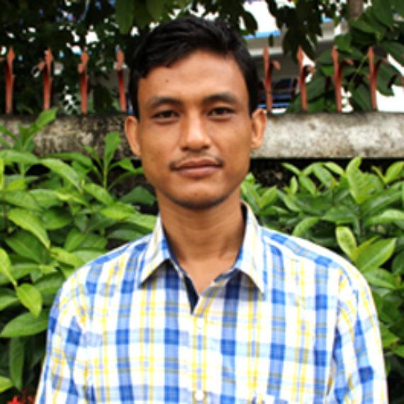Mr. Wati Longchar