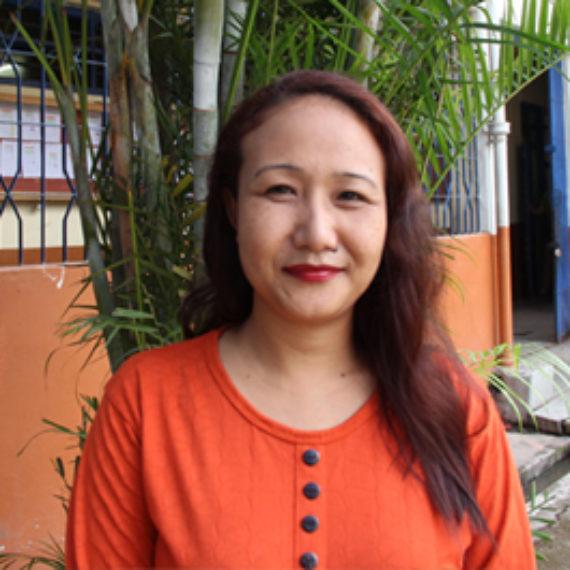 Mrs. I Moanungla Aier