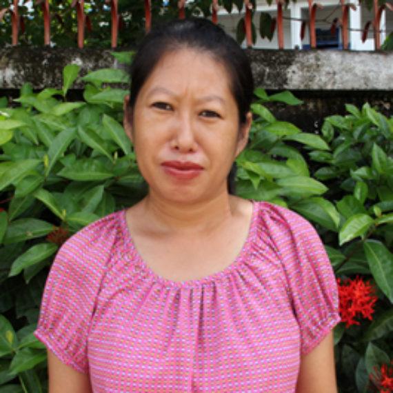 Mrs. L Tatongjungla Ao