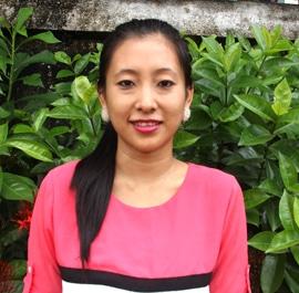 Mrs. Limasenla Imchen, Asst. Computer Teacher
