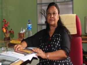 Mrs. Madhu Nandy, Vice - Principal