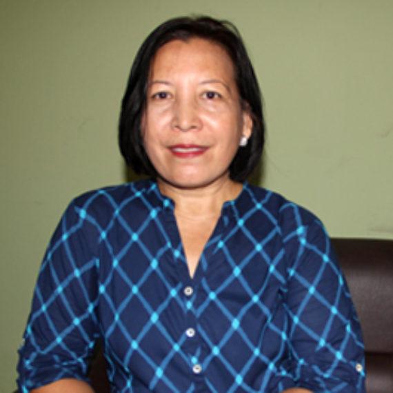 Mrs. Mary Kangabam Jamir