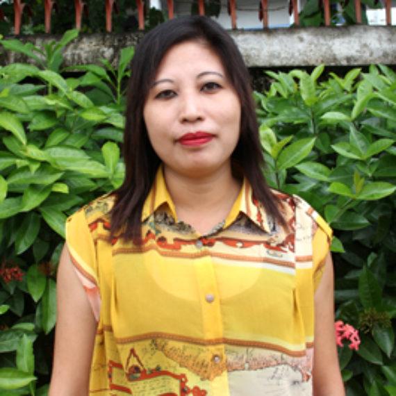 Ms. Imsuinla Imsong