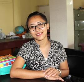Ms. Metseibino Chusi