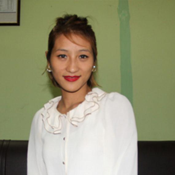 Ms. Nukshinungla Jamir