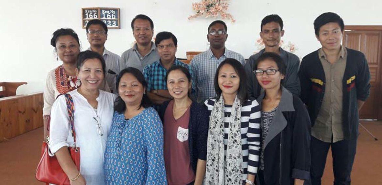 DMHSS Teachers exposure trip to MOLUNGYIMSEN 2017