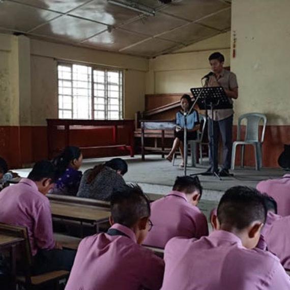 DMHSS Orientation Programme for Class- 11 held.