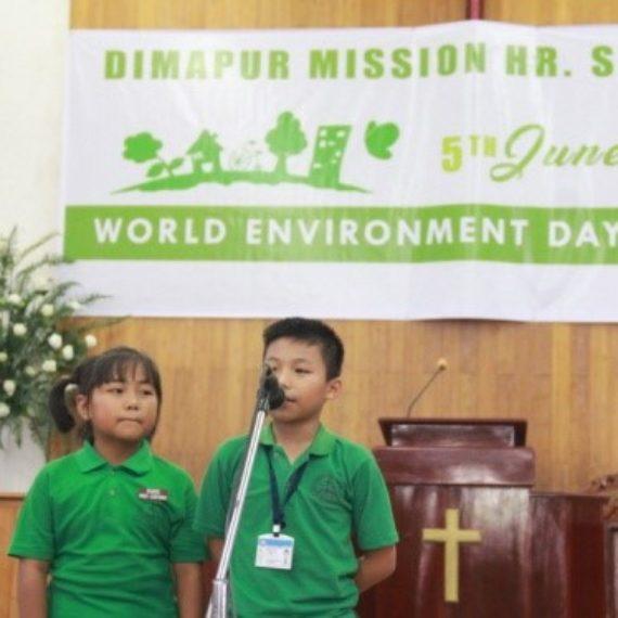 DMHSS Observed World Environment Day – 2018