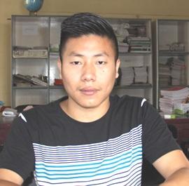 K. Ngishang