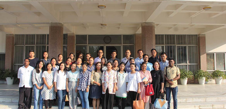 A Workshop for DMHSS Teachers