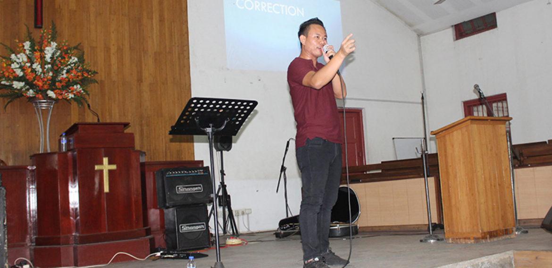 Dimapur Mission School conducts Spiritual revival