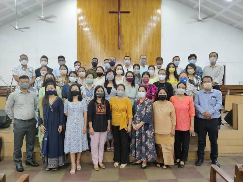 Teachers day celebration at Dimapur Mission Higher Secondary School (1)